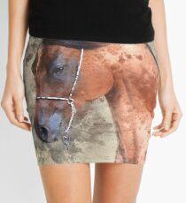 Arab Horse Mini Skirt