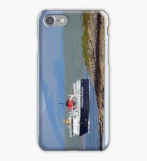 MV Isle of Mull iPhone Case/Skin