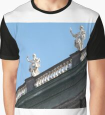 Naples, characteristic balcony Graphic T-Shirt