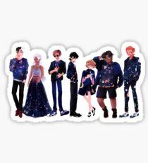 Cosmos Sticker