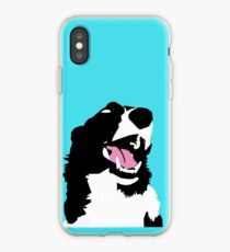 Sheep dog (Border Collie) iPhone Case