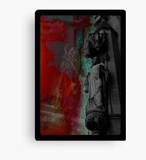 Religion Tarot Canvas Print
