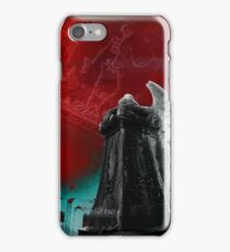 Death Tarot Grave iPhone Case/Skin
