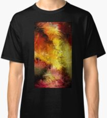 Lines Creative Bright Colors Classic T-Shirt