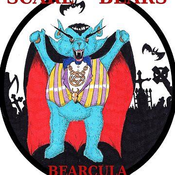 Count Bearcula by RichardBrain