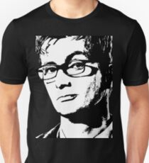 David Tennant: 10th Doctor Unisex T-Shirt