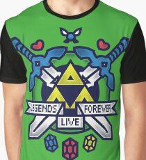 Hit Restart (Color) Graphic T-Shirt
