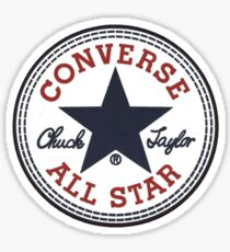 92502384bc57 Converse All Star Logo Sticker