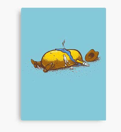 Twinkie the Kid Canvas Print