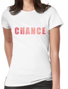 Chance The Rapper Coloring Book Womens Fitted T-Shirt