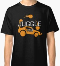 Rocket Leaugue Video Game Juggle +10 Funny Gifts Classic T-Shirt