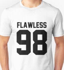 Flawless '98 - T-shirt en jersey et étui de téléphone T-shirt unisexe