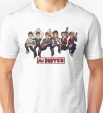 McBusted Slim Fit T-Shirt