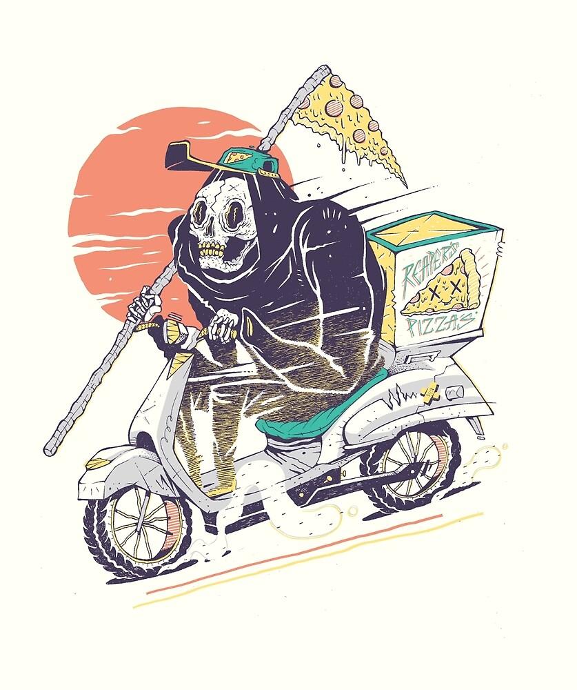 Reaper's Pizza by TonyRiff