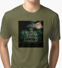 Haunted Mansion Tri-blend T-Shirt