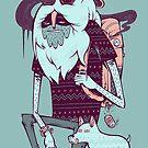 Abominable Broham  by TonyRiff