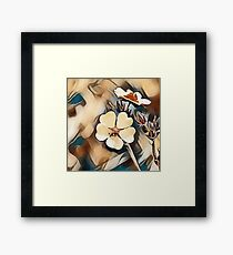 Graphic F3 Framed Print