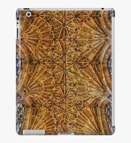 Fan Vaulted Ceiling iPad Case/Skin