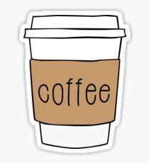 Kaffeetasse Sticker