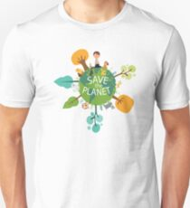 Save the Planet Unisex T-Shirt