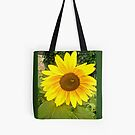 Sunflower Tote by Shulie1