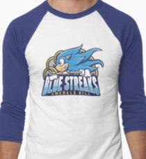 EH Blue Streaks Men's Baseball ¾ T-Shirt
