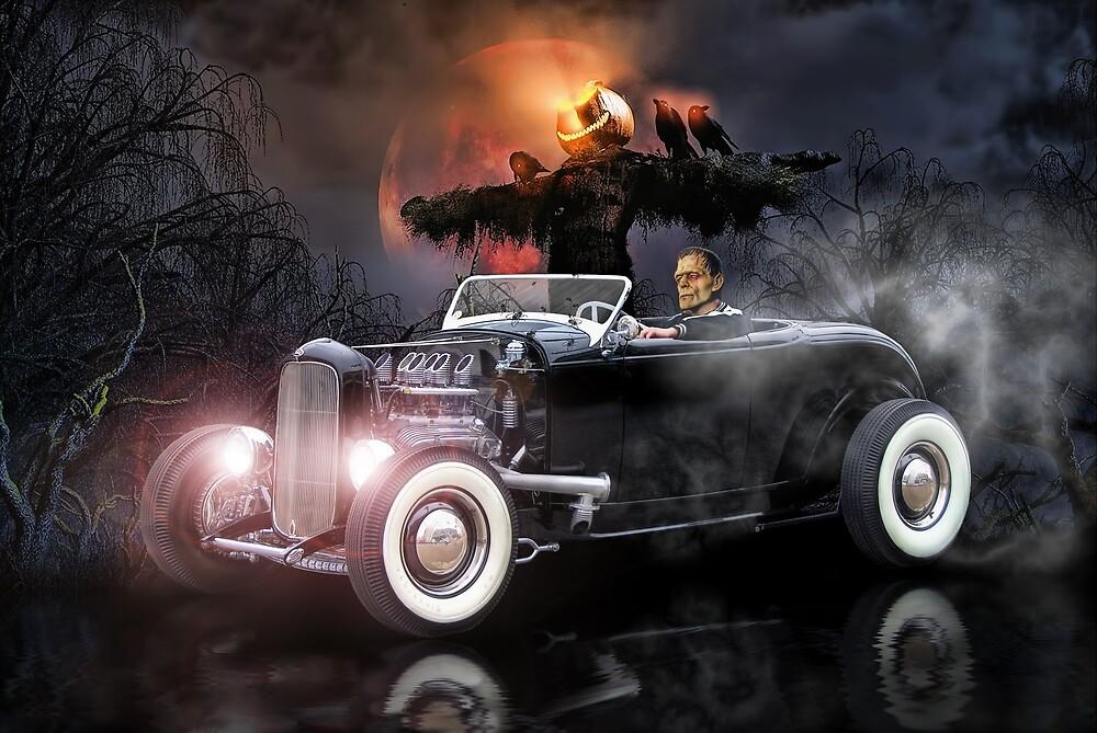 Rat Rod Studios Halloween 4 by ratrodstudios