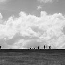 Caminando by Paula Bielnicka