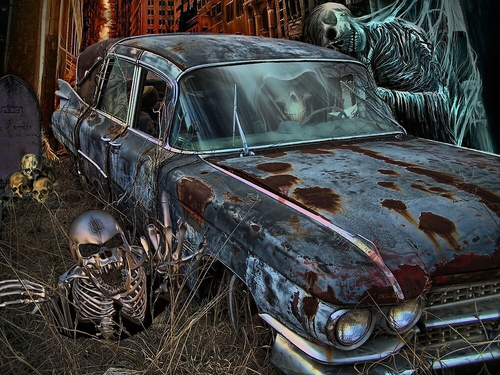 Rat Rod Studios Halloween 2 by ratrodstudios