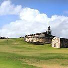 El Castillo Del Morro by Paula Bielnicka