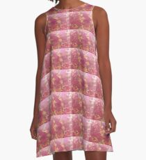 Pattern 2 by Amber Feng Shui Art  A-Line Dress