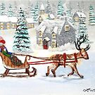 Sleigh Ride by L. W.