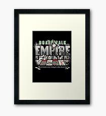 Empire Framed Print