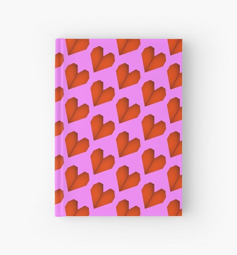 Origami heart by Douglas Campos