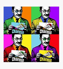 Mr. Whipple Charmin TV commercial Photographic Print
