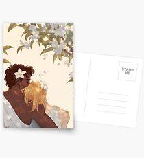 Myrtle Petals Postcards