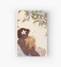 Myrtle Petals Hardcover Journal