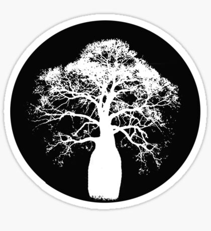 Bottle Tree Sticker