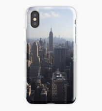 New York From Above iPhone Case/Skin