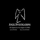 "Angel Investigations (From the series ""Angel"") ( Inverse colors) by LostKittenClub"