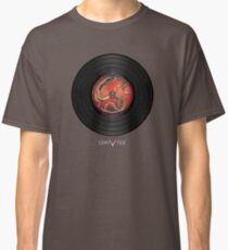Dragon Vinyl Record Classic T-Shirt