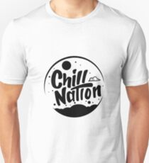 Chill Nation Merchandise - Best Chillout Channel on YouTube Unisex T-Shirt