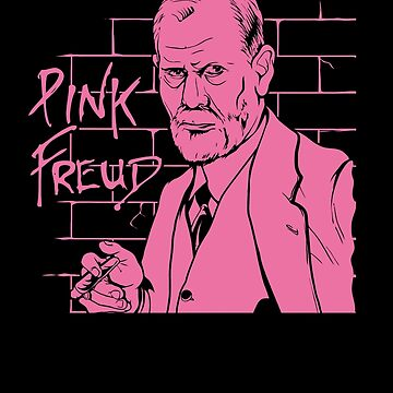 Pink Freud Psychiatry by astropop