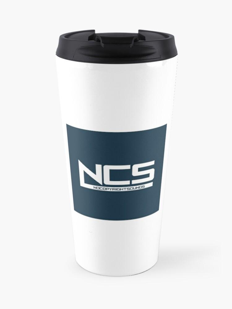 NoCopyrightSounds (NCS) Merchandise - Best Copyright Free Music YouTube  Channel | Travel Mug
