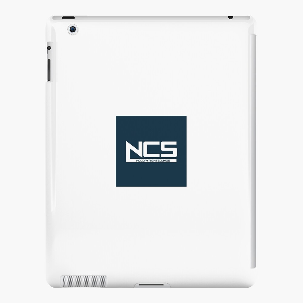 NoCopyrightSounds (NCS) Merchandise - Best Copyright Free Music YouTube  Channel | iPad Case & Skin