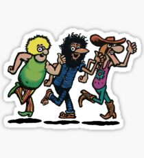 The Fabulous Furry Freak Brothers Sticker