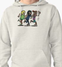 The Fabulous Furry Freak Brothers Pullover Hoodie