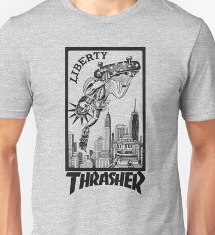 Thrasher - Liberty Unisex T-Shirt