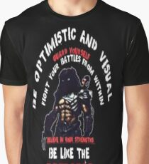 Fight Your Battles From Within Graphic T-Shirt