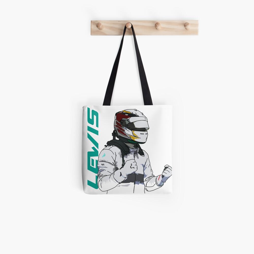 Lewis Hamilton Stofftasche